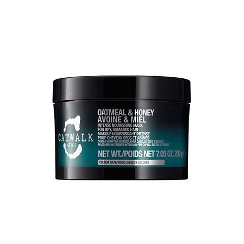 TIGI Catwalk Oatmeal & Honey Intense Nourishing Hair Mask 200g