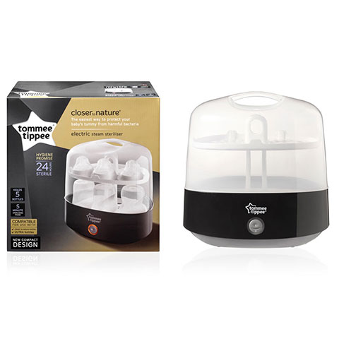 Tommee Tippee Closer To Nature Electric Steam Steriliser (2151)