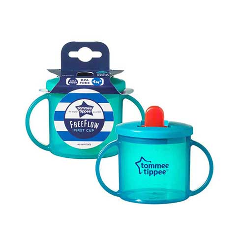 Tommee Tippee Essentials Basic First Cup 4m+ 190ml - Paste