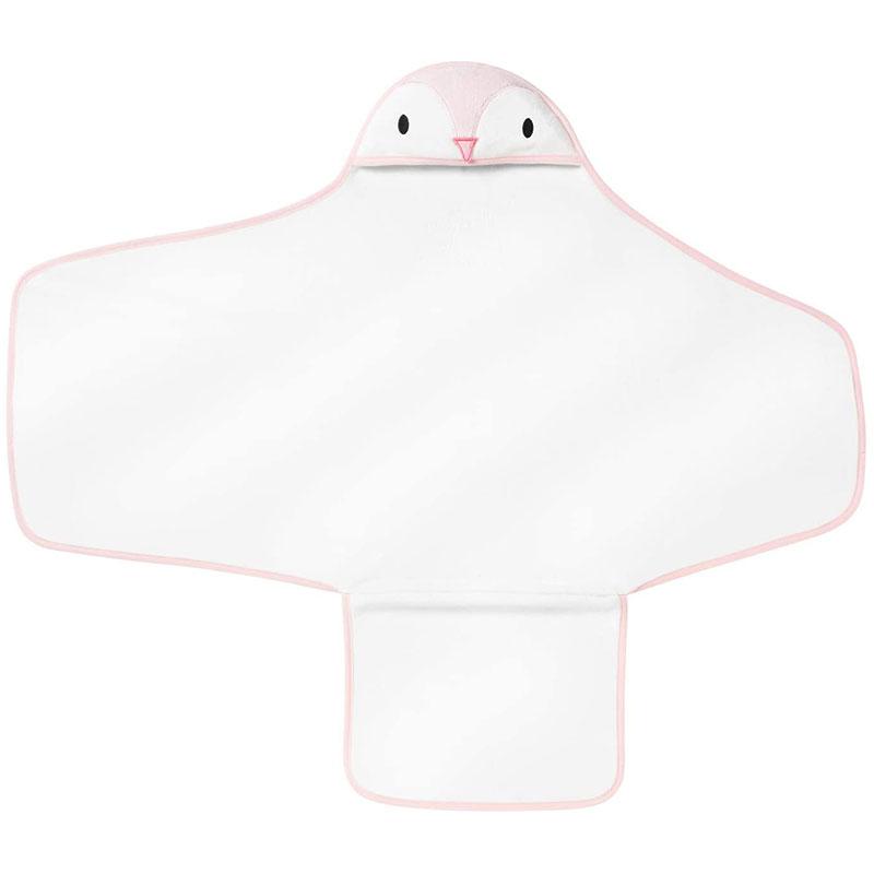 Tommee Tippee Splashtime Swaddle Dry Towel 0-6m - Pink