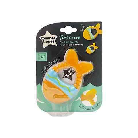 Tommee Tippee Teethe 'n' Cool Fish Teether 4m+ - (1)