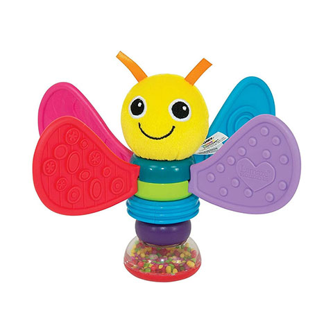 Tomy Lamaze Freddie the Firefly Rattle Teether 0m+