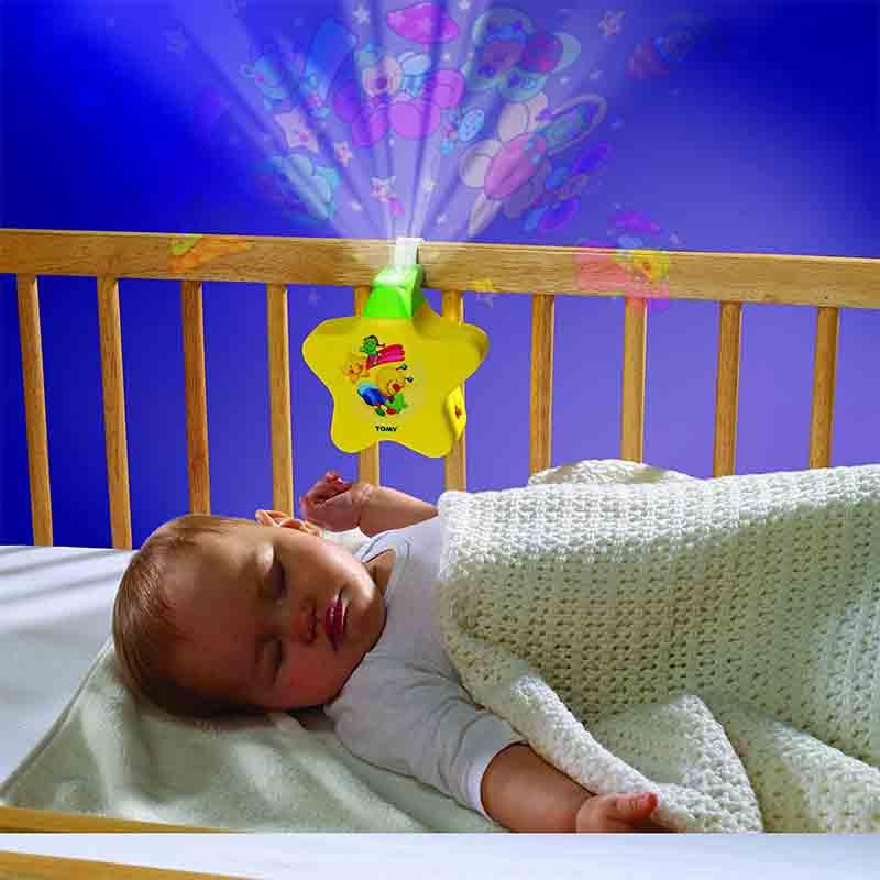 Tomy Starlight Dreamshow Yellow 0m+ (0085)