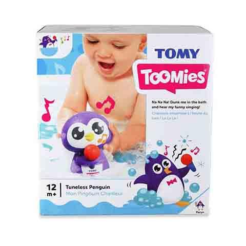 Tomy Toomies Tuneless Penguin (7243)
