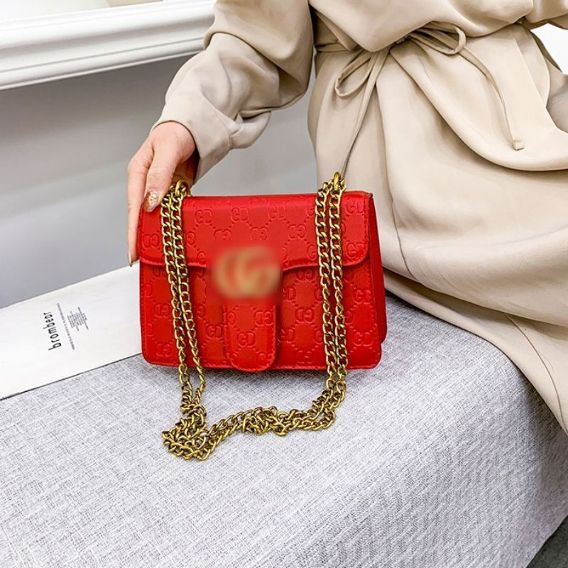 Trendy Foreign Style Small Bag (1001006)