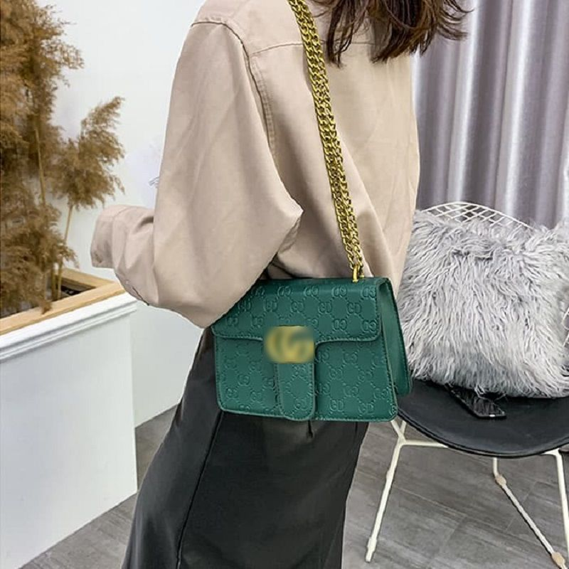 Trendy Foreign Style Small Bag (100108)