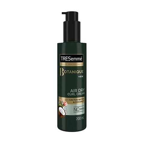 Tresemme Botanique Air Dry Curl Cream With Cactus Water & Coconut 200ml