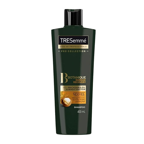 Tresemme Botanique Damage Recovery Shampoo With Macadamia Oil & Wheat Protein 400ml