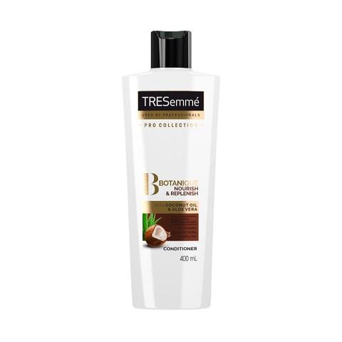 Tresemme Botanique Nourish & Replenish With Coconut Oil & Aloe Vera Conditioner 400ml