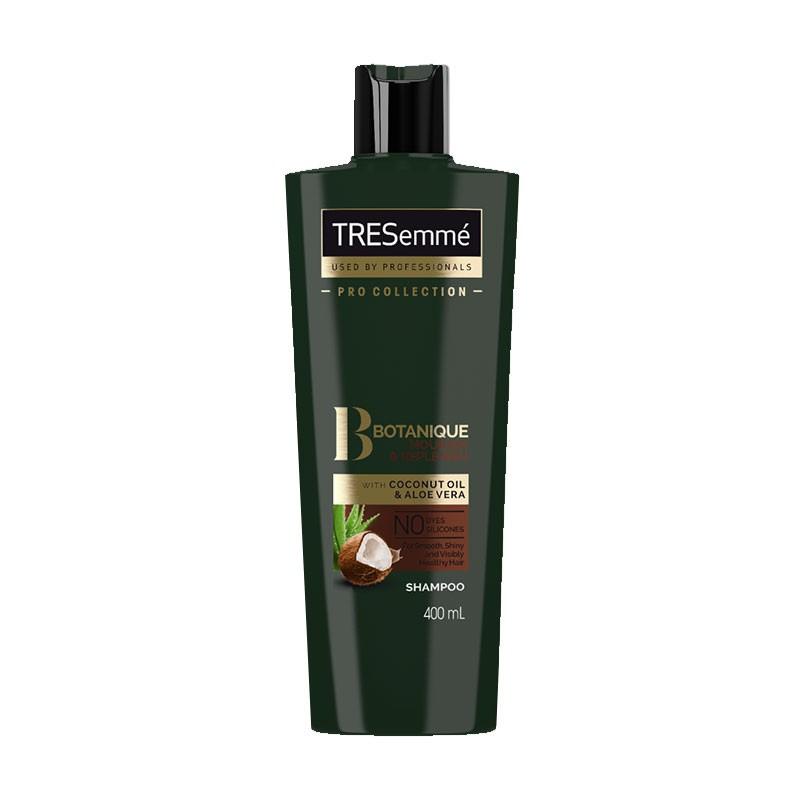 Tresemme Botanique Nourish & Replenish With Coconut Oil & Aloe Vera Shampoo 400ml