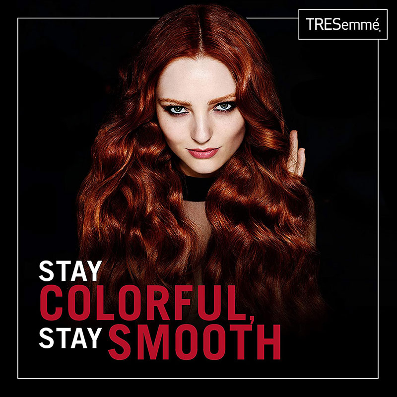 Tresemme Keratin Smooth Color With Moroccan Oil Shampoo 650ml