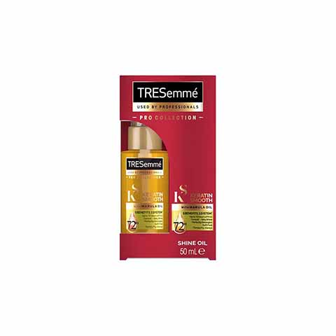 Tresemme Keratin Smooth Shine Oil With Marula Oil 50ml