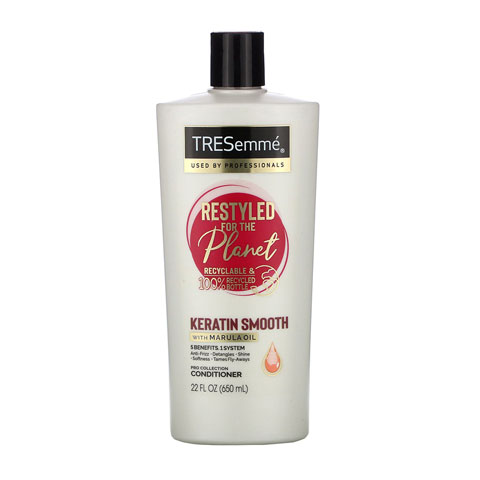 Tresemme Keratin Smooth With Marula Oil Conditioner 650ml