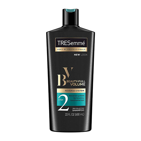 Tresemme Beauty-Full Volume Reverse System 2 Step Pro Collection Shampoo 650ml