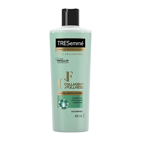 Tresemme Pro Collection Collagen + Fullness Shampoo 400ml