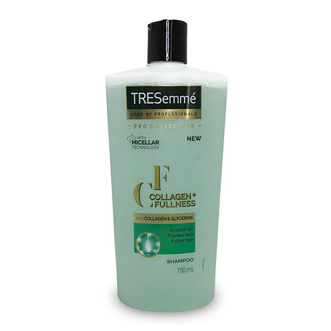 Tresemme Pro Collection Collagen + Fullness Shampoo 700ml