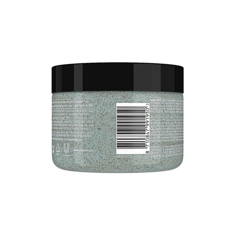 Tresemme Purify & Hydrate Exfoliating Scalp Scrub For Greasy Hair 300ml