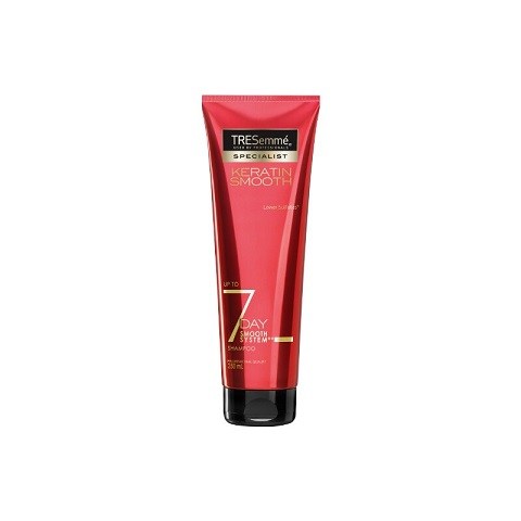Tresemme Specialist Keratin Smooth Up To 7 Day Smooth System Shampoo 250ml