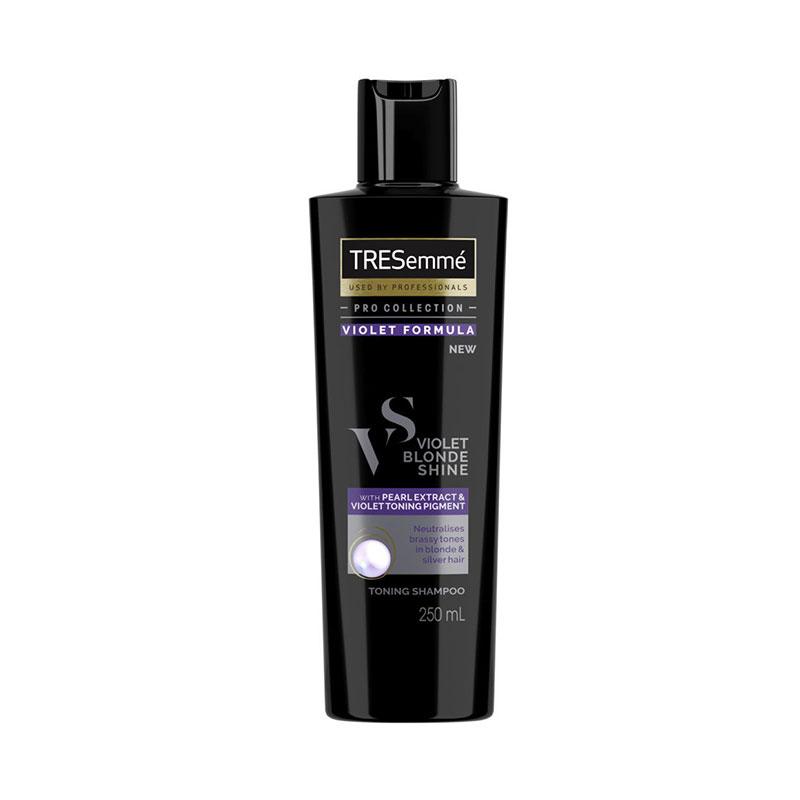 Tresemme  Violet Blonde Shine Toning Shampoo 250ml