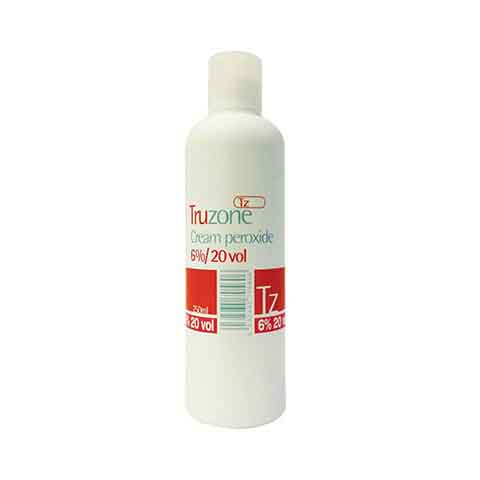 Truzone Cream Peroxide 6% - 20 Vol 250ml