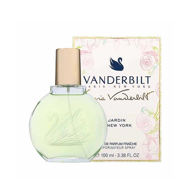 Vanderbilt Gloria Jardin A New York Eau De Parfum 100ml