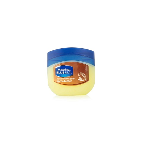 Vaseline Blueseal Rich Conditioning Jelly Cocoa Butter 50ml
