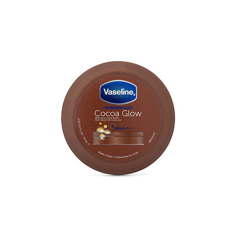 Vaseline Intensive Care Cocoa Glow Body Cream 75ml