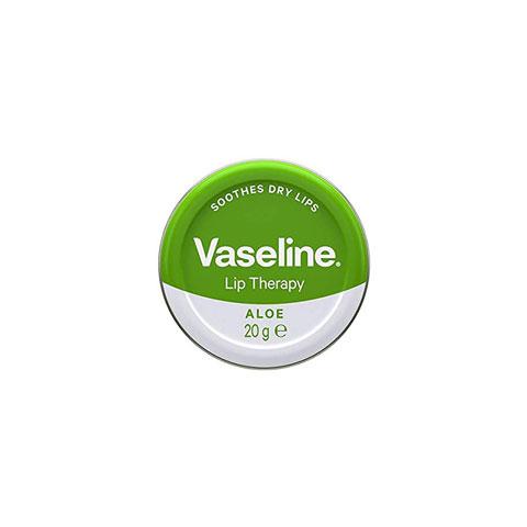 Vaseline Lip Therapy Petroleum Jelly 20g - Aloe