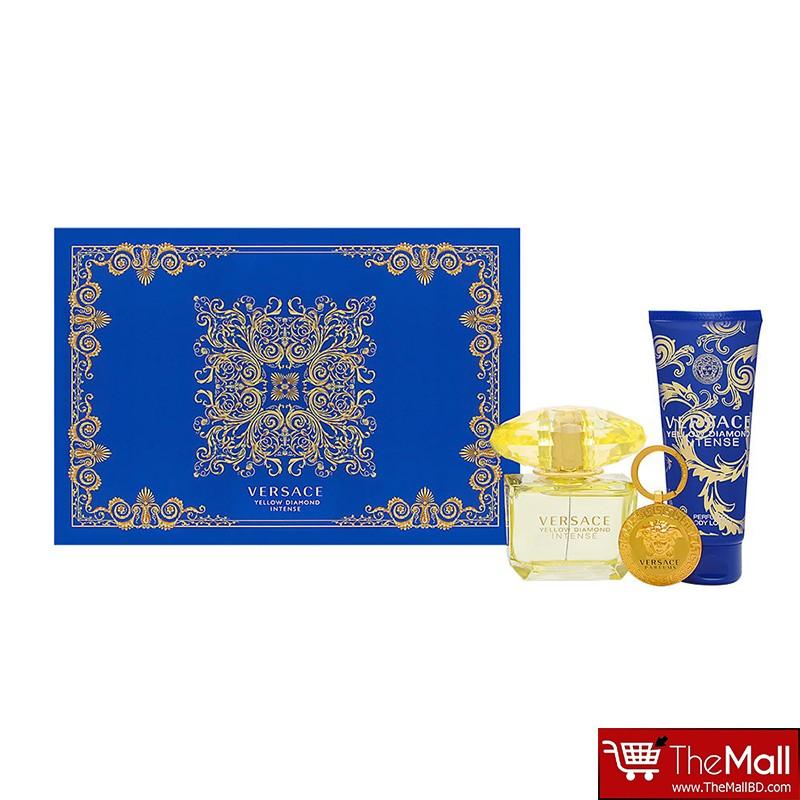 Versace Yellow Diamond Intense Gift Set