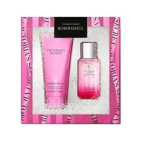 Victoria's Secret Bombshell Fragrance Set (8208)
