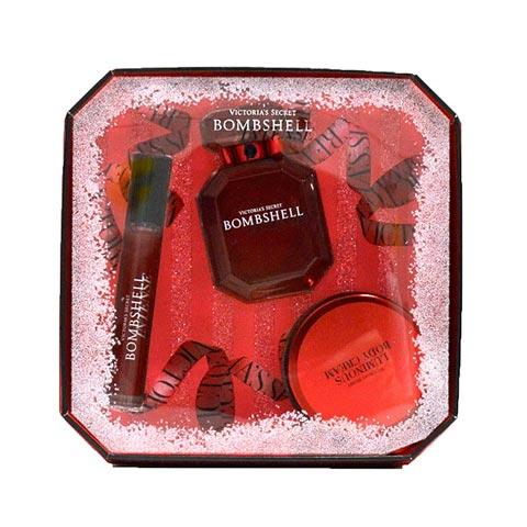 Victoria's Secret Bombshell Intense 3 Piece Gift Set (8543)
