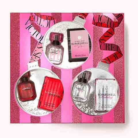 Victoria's Secret Bombshell Luxury Fragrance Collection Gift Set