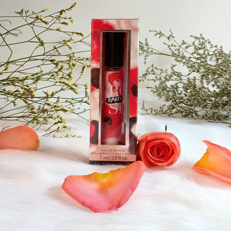 Victorias Secret Hardcore Rose Eau De Parfum Rollerball 7ml