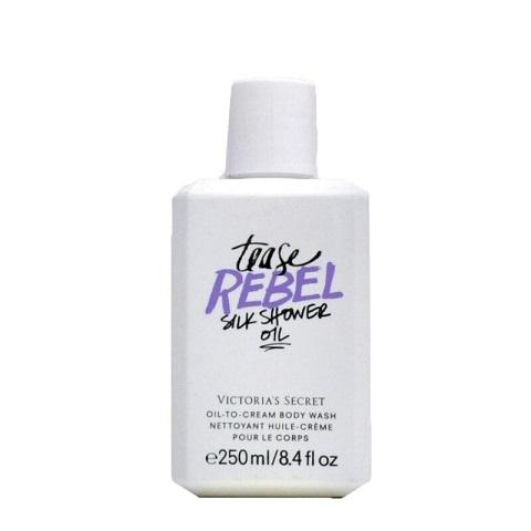 Victoria's Secret Tease Rebel Silk Shower Oil-To-Cream Body Wash 250ml