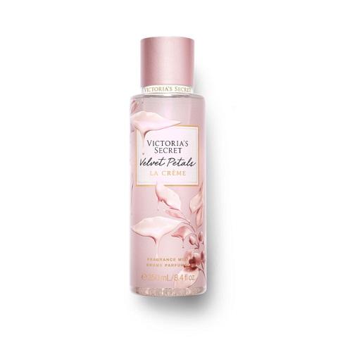 Victoria's Secret Velvet Petals La Creme Fragrance Mist 250ml