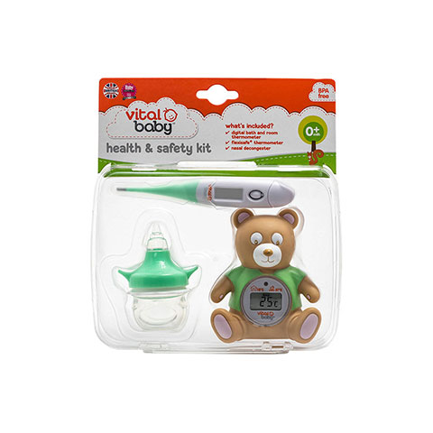 Vital Baby Health & Safety Kit Gift Set (1396)