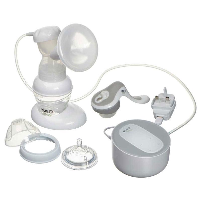 Vital Baby Nurture Flexcone Electric Breast Pump (8579)
