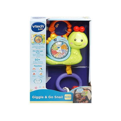 Vtech Baby Giggle & Go Snail Gift Set (5031)