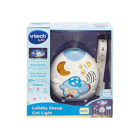 Vtech Baby Lullaby Sheep Cot Light (7035)