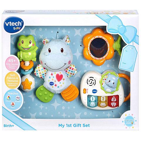 VTech Baby My 1st Gift Set - Blue
