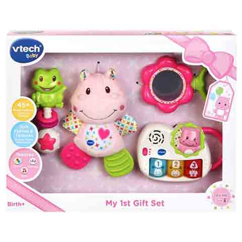 VTech Baby My 1st Gift Set - Pink