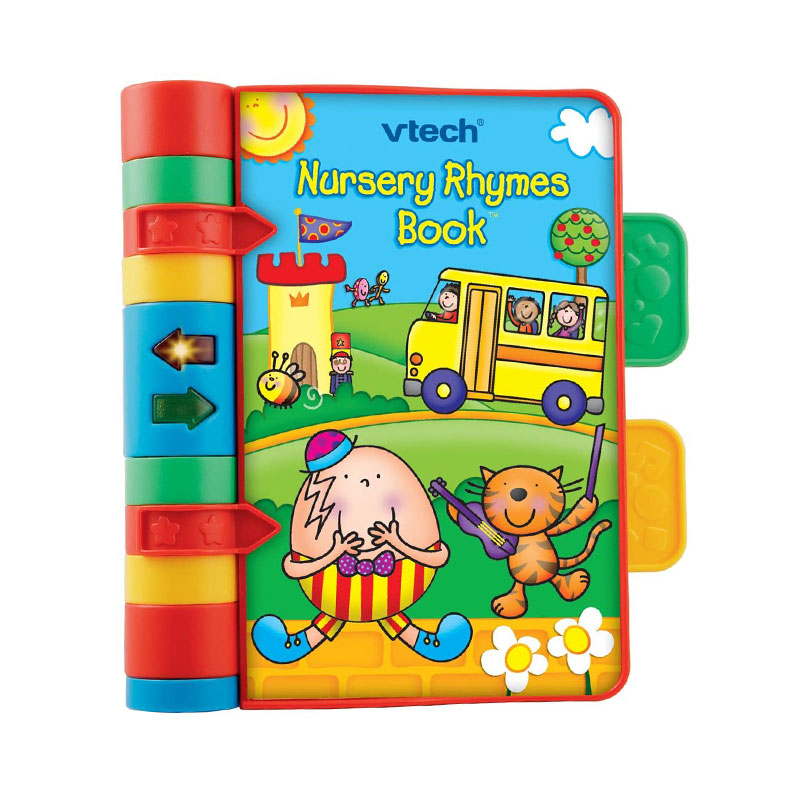 VTech Baby Nursery Rhymes Book 3-24m