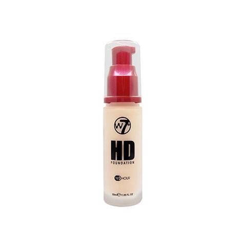 W7 12 Hour HD Foundation 30ml - Rose Ivory