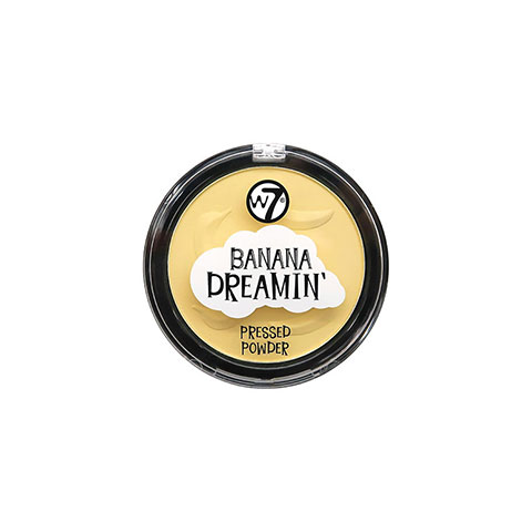 W7 Banana Dreamin Pressed Powder