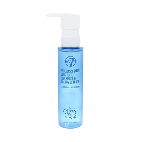 W7 Blueberry Burst Face Cleansing Gel 120ml