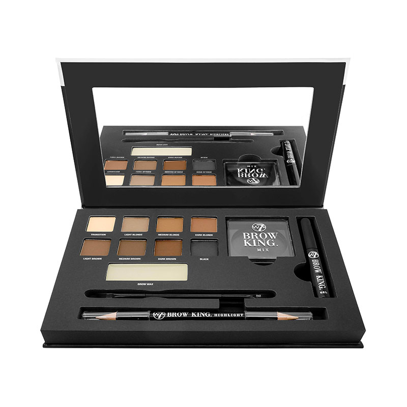 W7 Brow King Ultimate Eye and Brow Palette