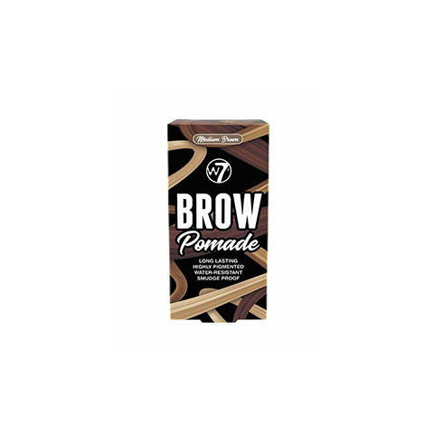 W7 Brow Pomade 4.25g - Dark Brown