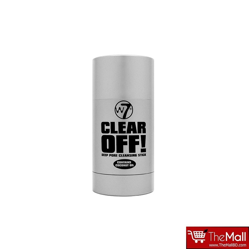 W7 Clear Off Deep Pore Cleansing Stick 28g