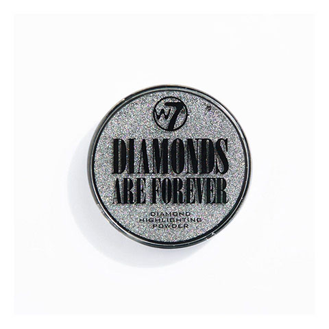 W7 Diamonds Are Forever Highlighting Powder - 10gm