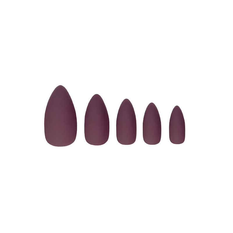 W7 Glamorous Artificial Nails - After Sundown